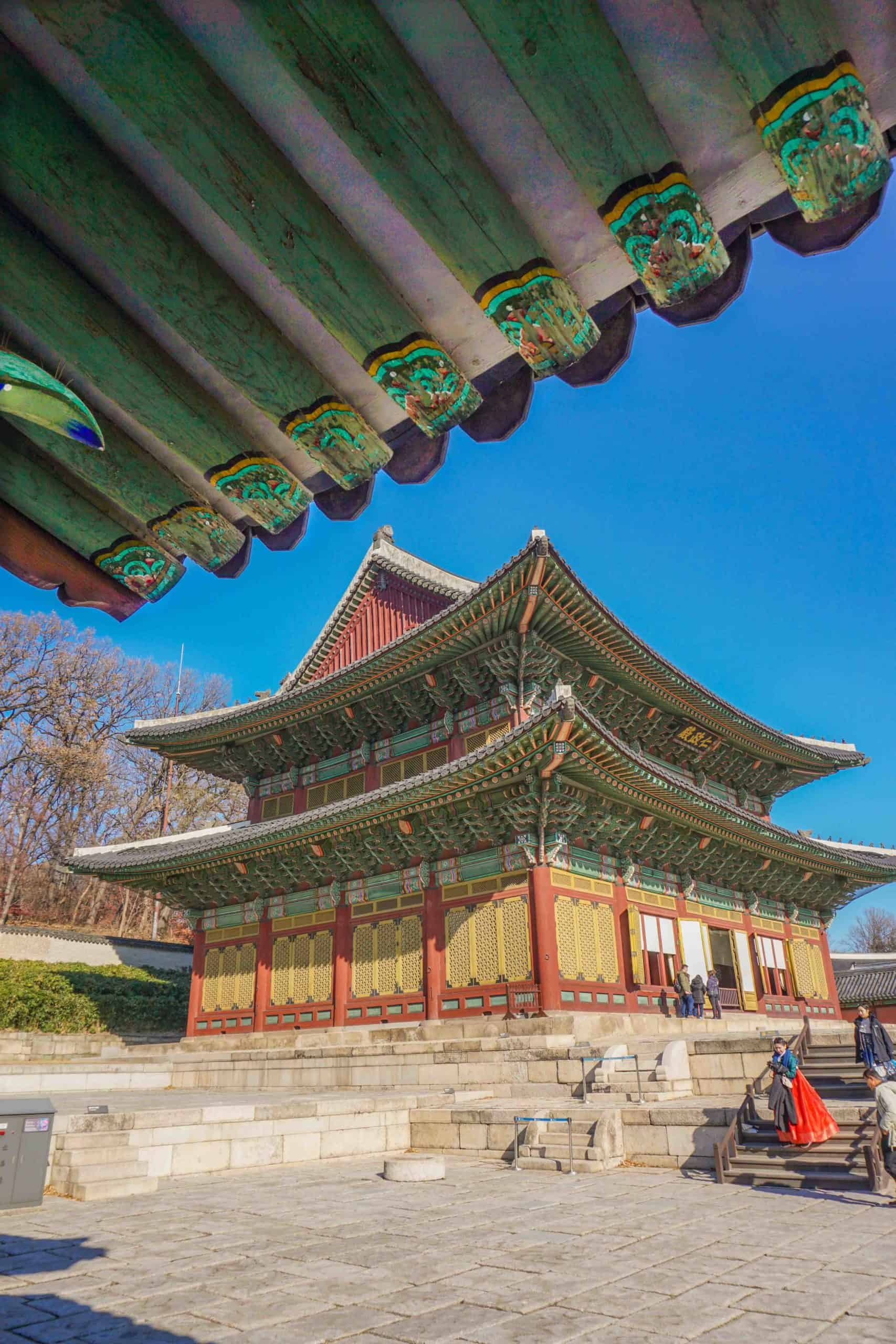 Places to visit in Korea during winter