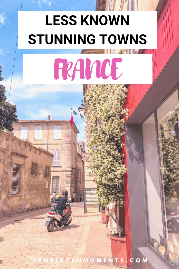 Dreamy Places in France to see | If you are thinking to travel to Europe and looking for some France travel inspiration, here is a list of the loveliest places to visit in France. #francetravel #france #europetravel