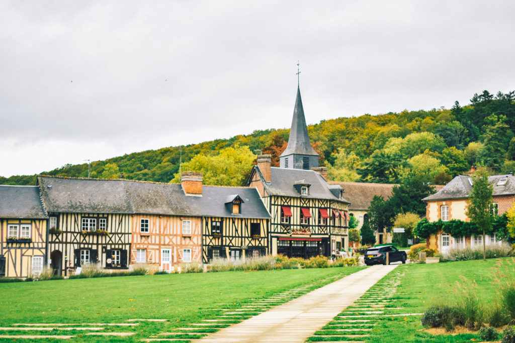most beautiful small towns in france