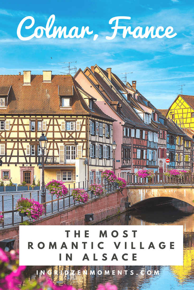 The complete list of Colmar France things to do. See why Colmar France is one of the best places to visit in France, and include it on your Europe itinerary for your next Europe vacation. See Little Venice, taste the best food in Colmar, learn about the best tours in Alsace from Colmar, and why you should go not only for the famous Colmar Christmas Market #ColmarFrance #Travel #France