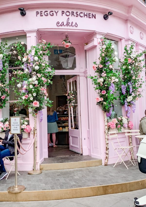 20 Most Instagrammable cafes in London