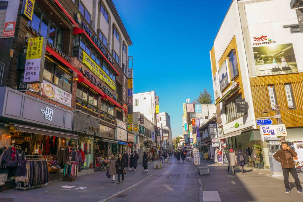 most Instagrammable places in Seoul