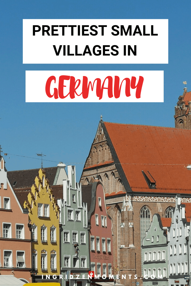 pretty German villages to see