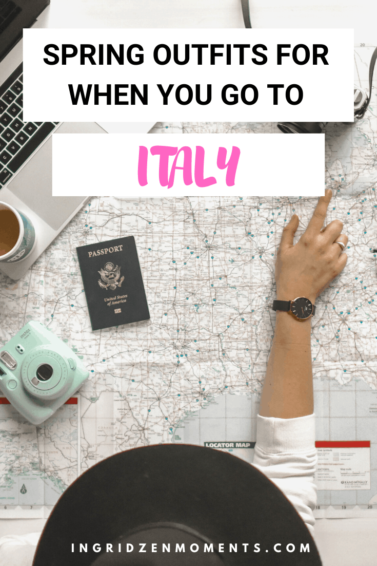 Your answer for what to pack for Spring when you travel to Italy. All the outfits to travel in on your Italy trip, purses for travel, Italy vacation must haves.