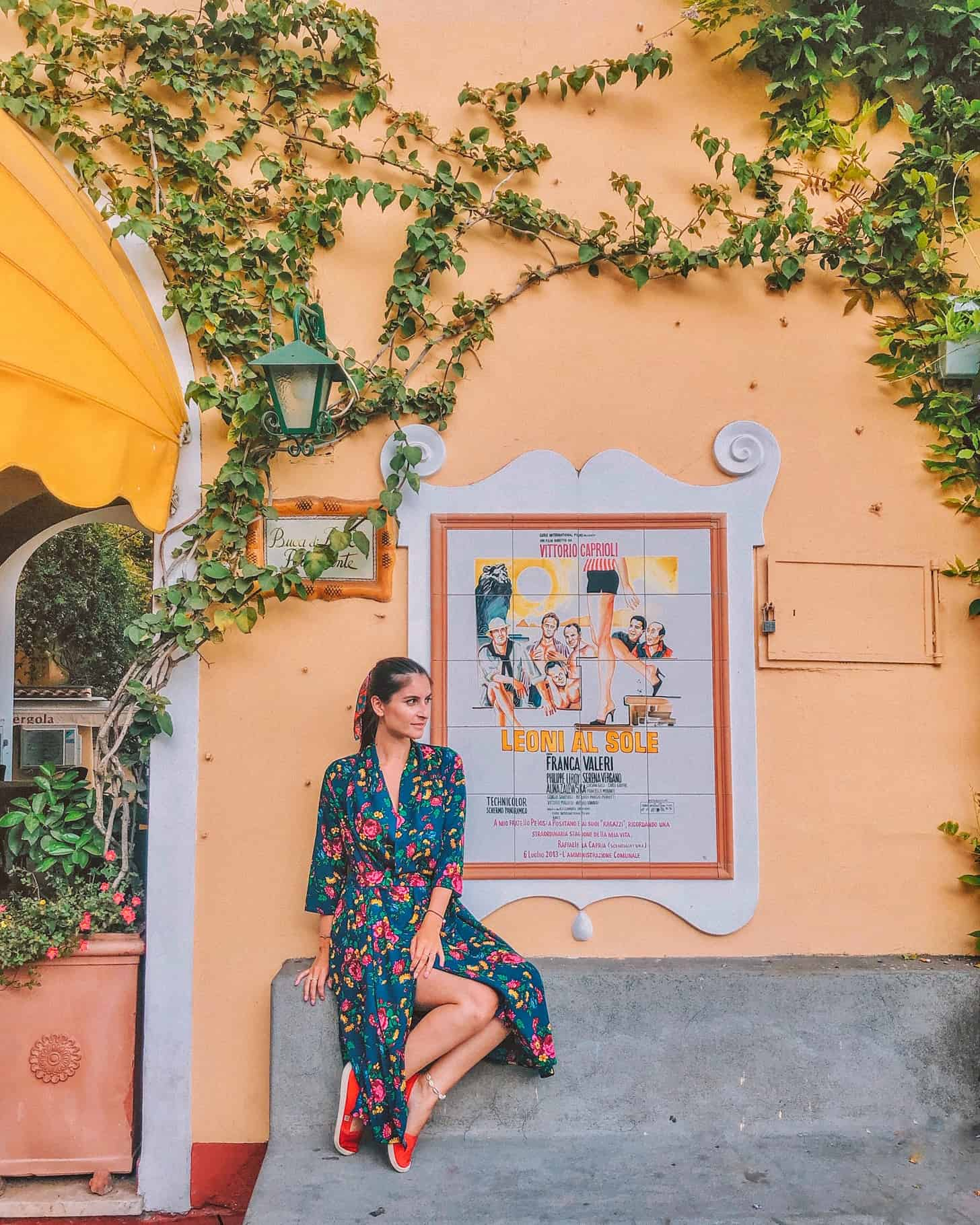 Most Instagrammable places in Positano
