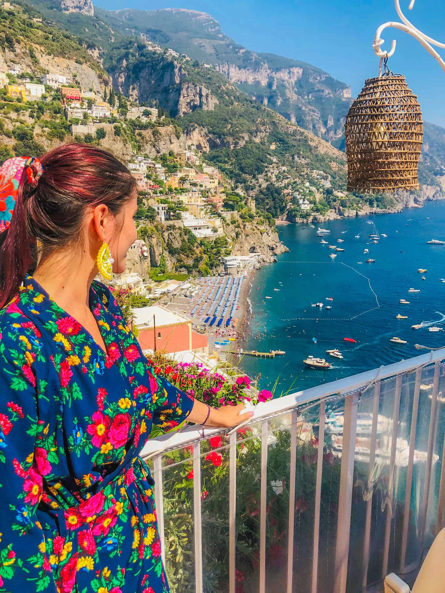 Most stunning views in Positano