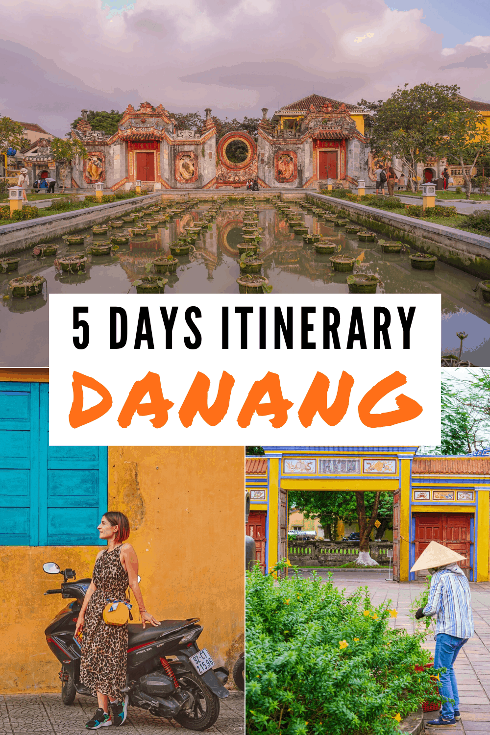 Day trips from Da Nang
