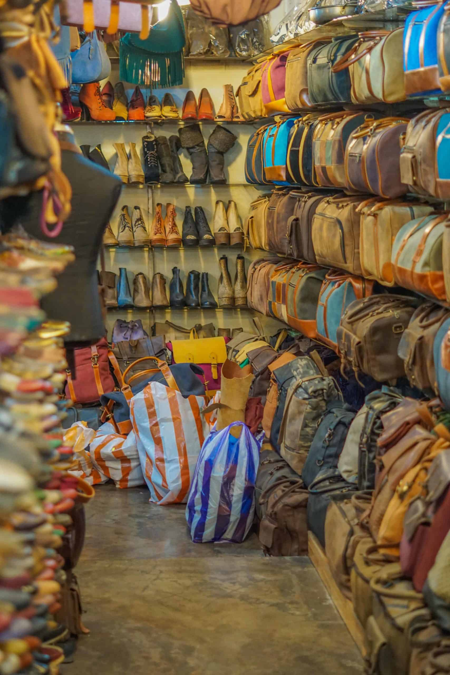 Hoi An custom made leather goods