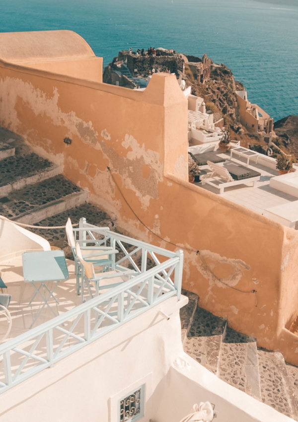 Where to stay in Santorini – the absolute guide of the best areas!