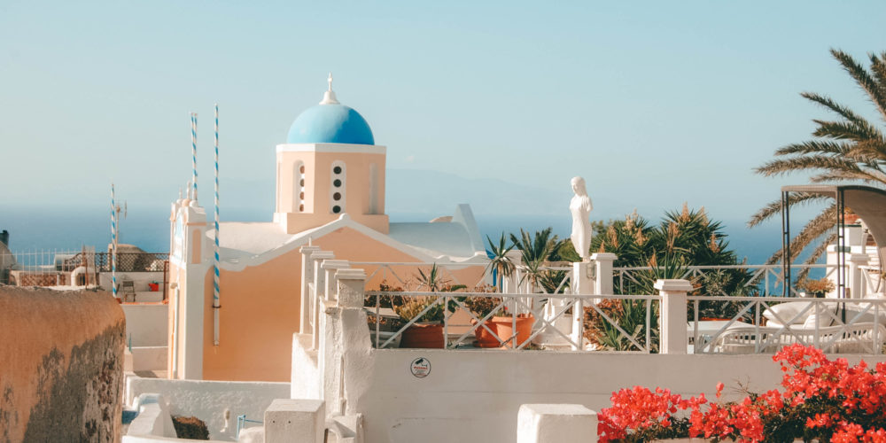 Best area to stay in Santorini