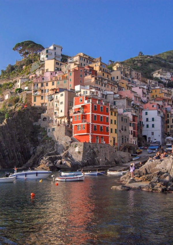 An outstanding day trip to Cinque Terre you'll want to steal