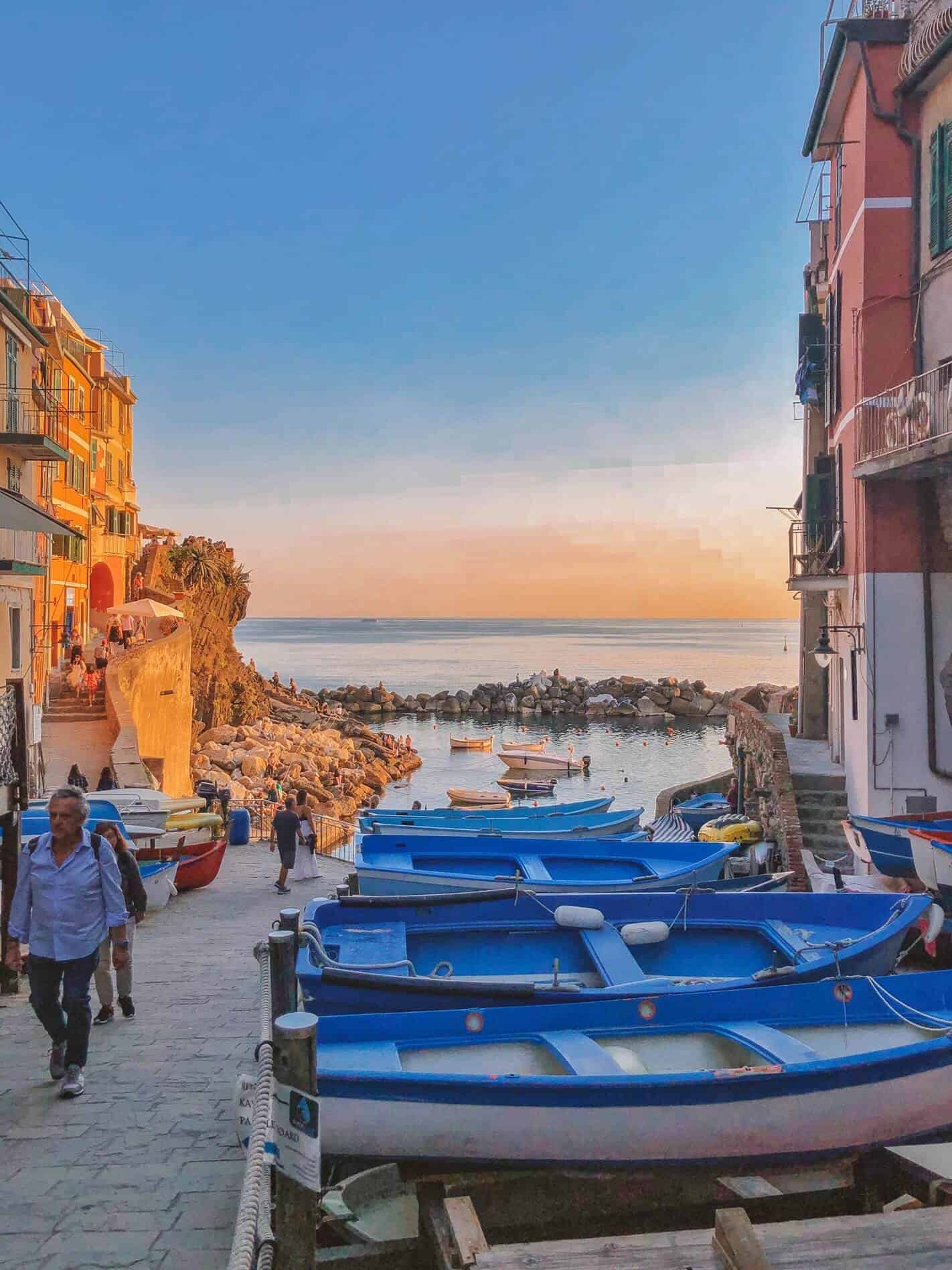 Best village in Cinque Terre