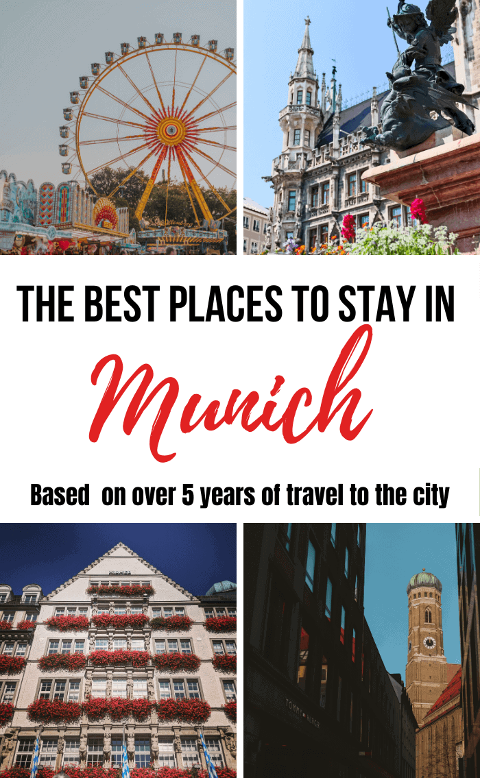Wondering where to stay in Munich?Munich, Germany is a city with so many things on display. Munich is the capital of Bavaria, Germany's Southern state. Here are some tips on where to stay in Munich and the best hotels. the best areas to stay in Munich, Germany. Includes neighborhood recommendations and highly rated hotels in each. My personal list of best hotels in Munich based on where I have stayed while traveling to Munich in the past 5 years. Germany travel | Best area in Munich | Best hotels in Munich #munichtravel #germanytravel