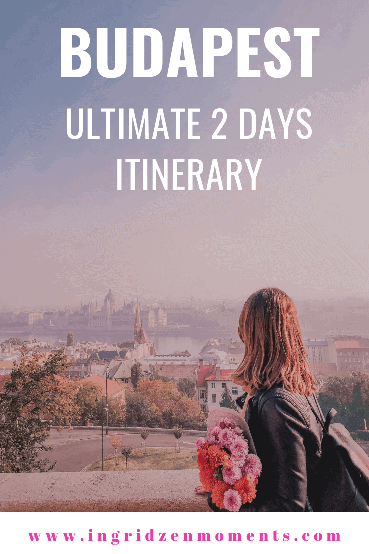 Visiting Budapest? Check out my Budapest 2 days itinerary packed with some of the greatest Budapest Hungary things to do. 2 days in Budapest | what to do in budapest | Budapest itinerary | Budapest Hungary travel | Budapest photography | Budapest travel destination | where to go in Budapest | what to see in Budapest