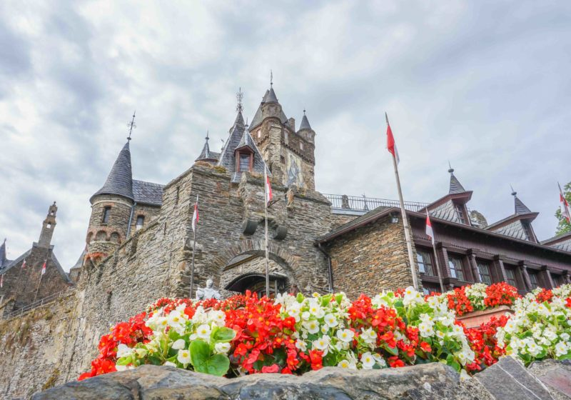 Germany fairytale castles and palaces