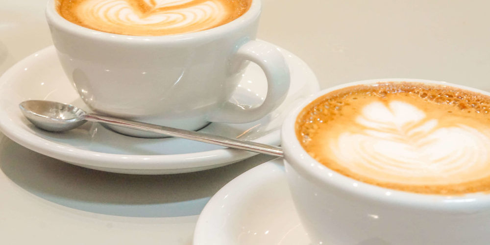 The Best coffee in Hong Kong