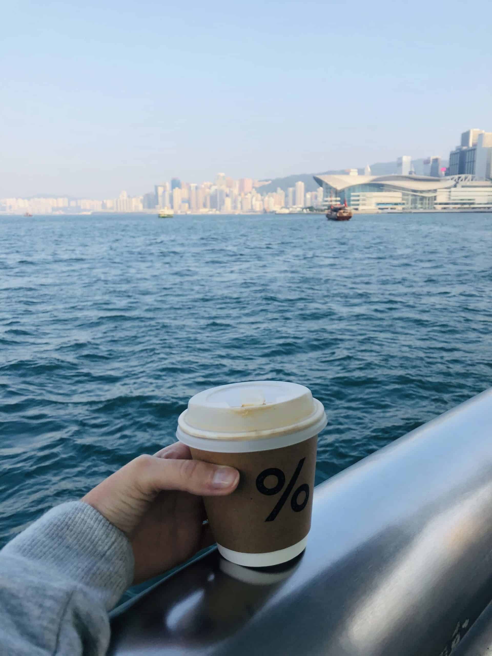 Looking to find the best coffee in Hong Kong? Check out my list of the places I like most. Not only amazing quality coffee but also some Instagrammable Hong Kong cafes. NOC coffee Hong Kong, Coffee Academics Hong Kong, and much more Hong Kong coffee shops to try. #hongkong #coffee