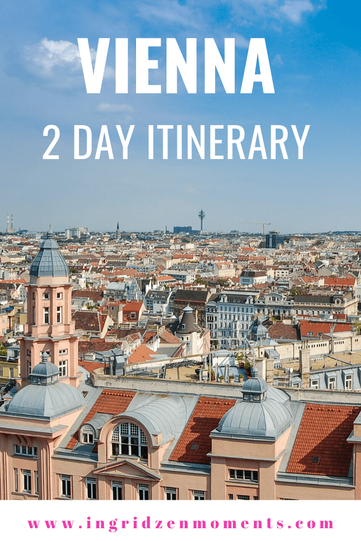 Plan your trip 2 days itinerary in Vienna and learn about the most important things to do in Vienna, where to stay in Vienna, what to eat, and amazing activities not to miss in Vienna, Austria. #Vienna #austria #europetravel #europetrip