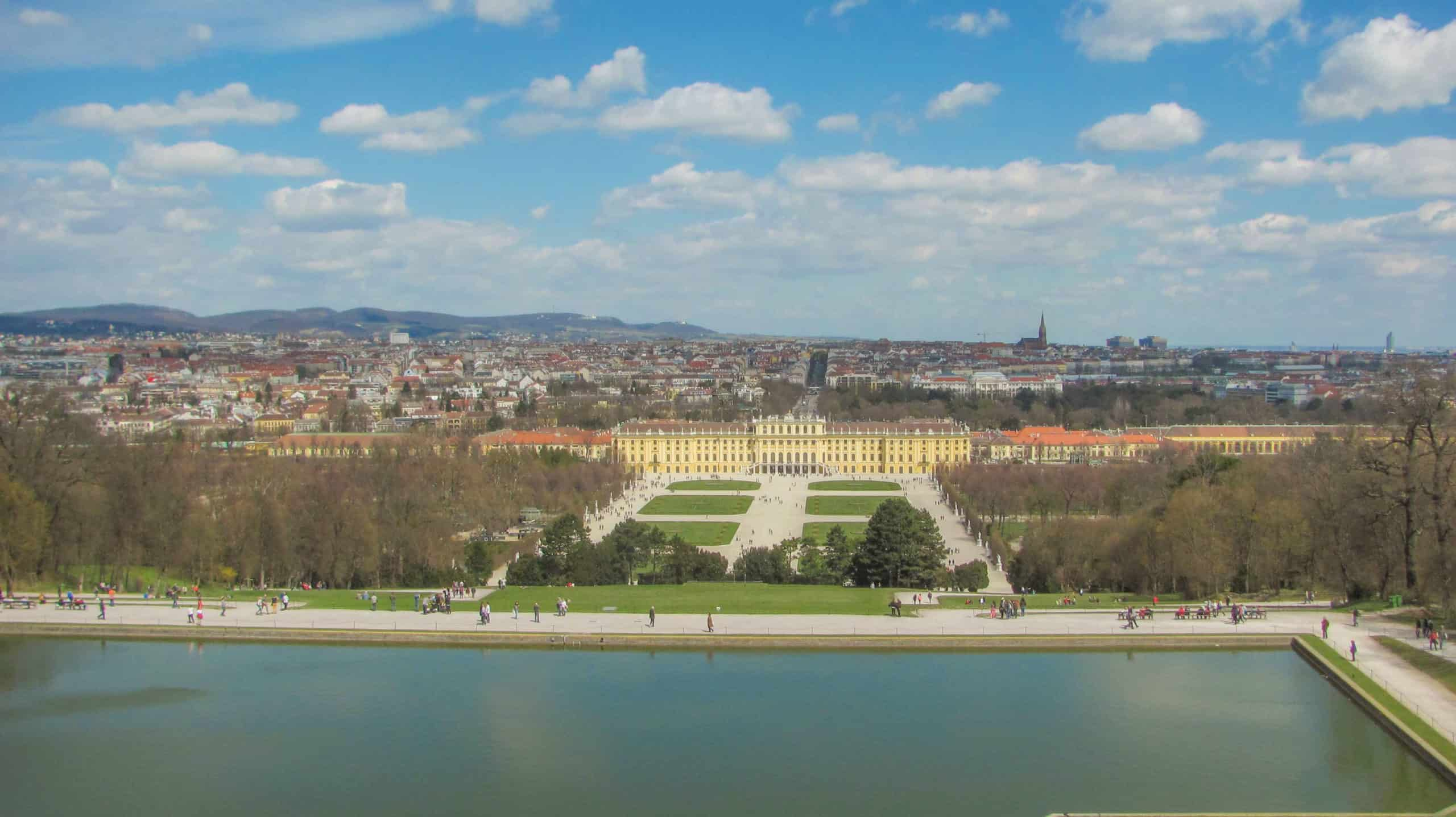 2 day Vienna itinerary