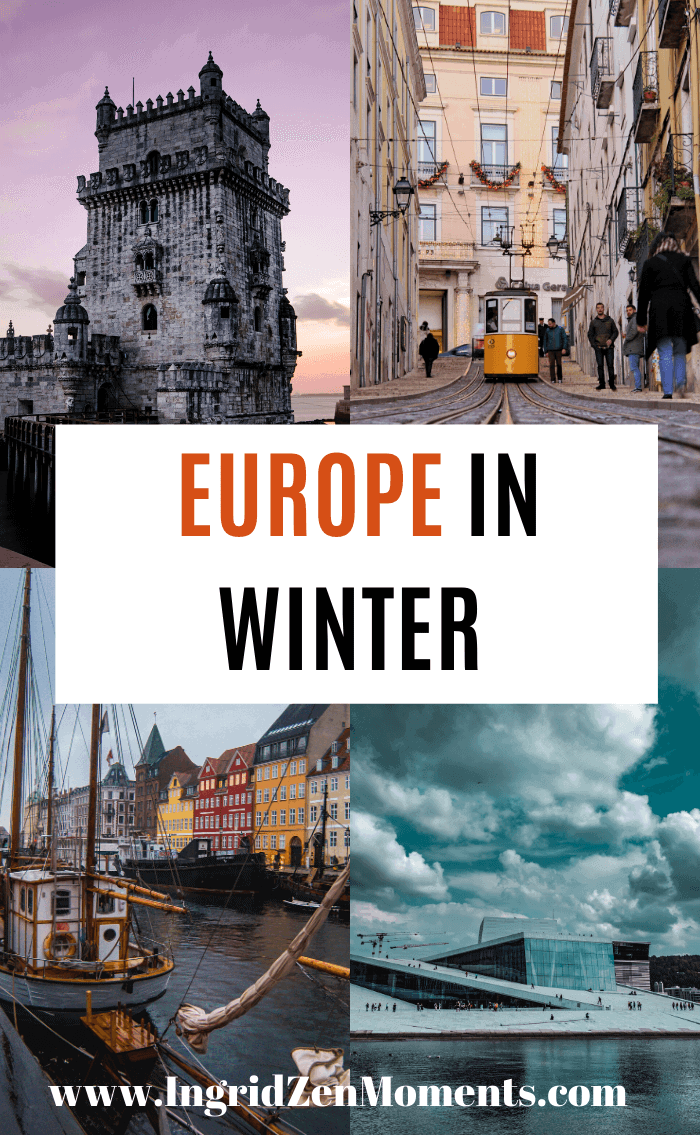 Europe winter destinations