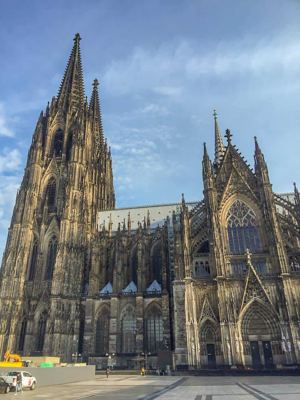 2 days in Cologne