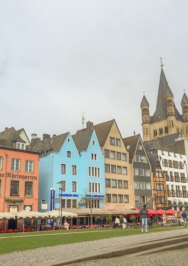 Spend one perfect weekend in Cologne