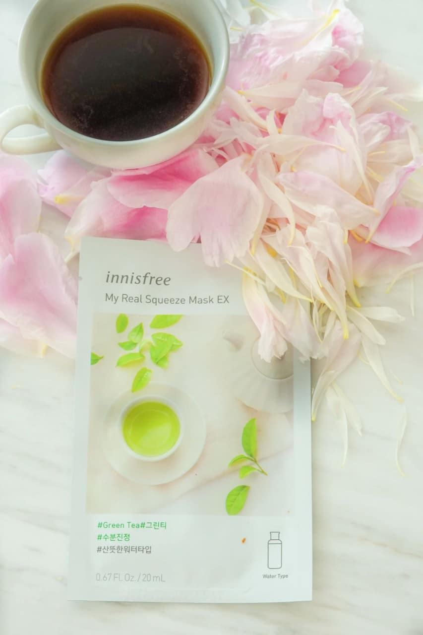 Innisfree mask review