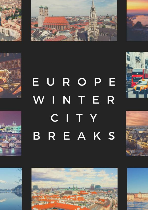 The winter city breaks in Europe list you'll need to read!