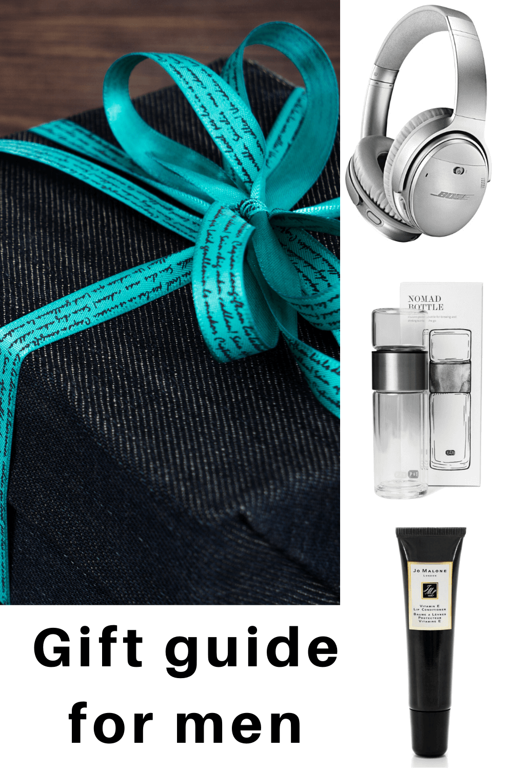 Best gifts for men 2020 - Christmas Gift Guide For Him, gift ideas for boyfriend or husband or dad, gift ideas for man.