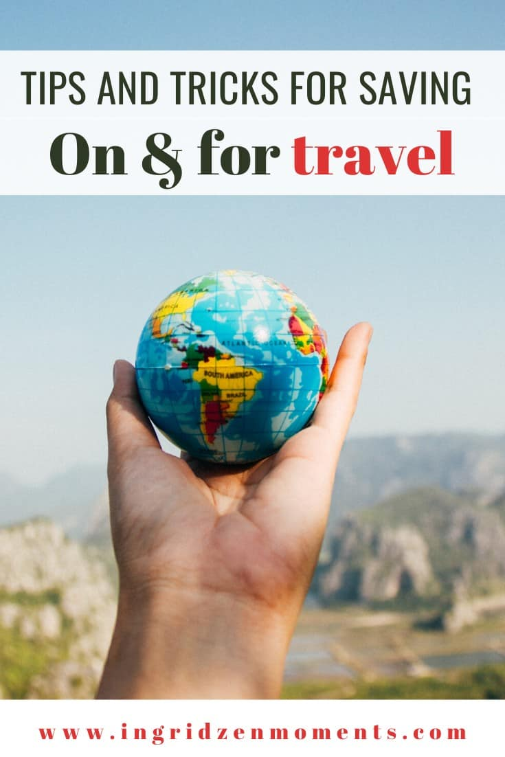It shouldn't be hard to save money for travel, that's why I share with you 30+ tips on how to save money on travel and expenses to cut if you want to save money. Travel on a budget without feeling it with these hacks and afford to travel and see your bucket list destinations and beautiful travel destinations around the world or close to home.