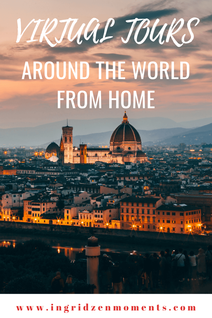 virtual tours that will take you around the world from your couch. A roundup of great virtual travel destinations you can visit from home. See some of the travel destinations or tourist attractions from around the world comfortably.