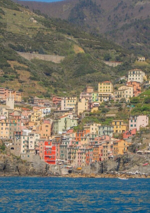 A charming Airbnb in Cinque Terre