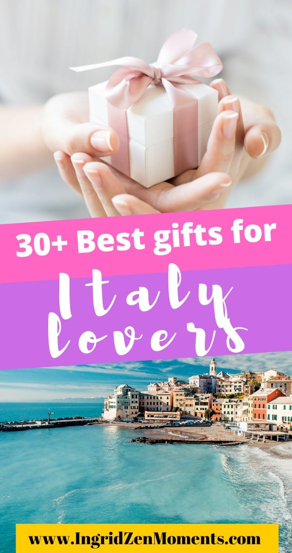 Gifts for Italy lovers