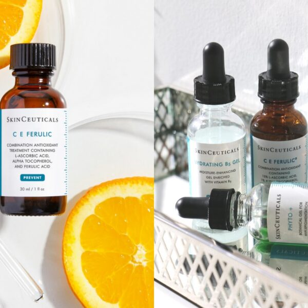 Skinceuticals review si produse favorite