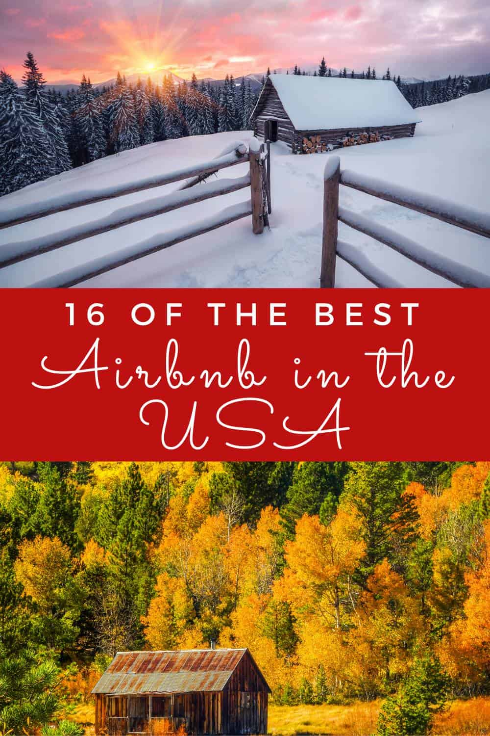 The best Airbnb in the USA