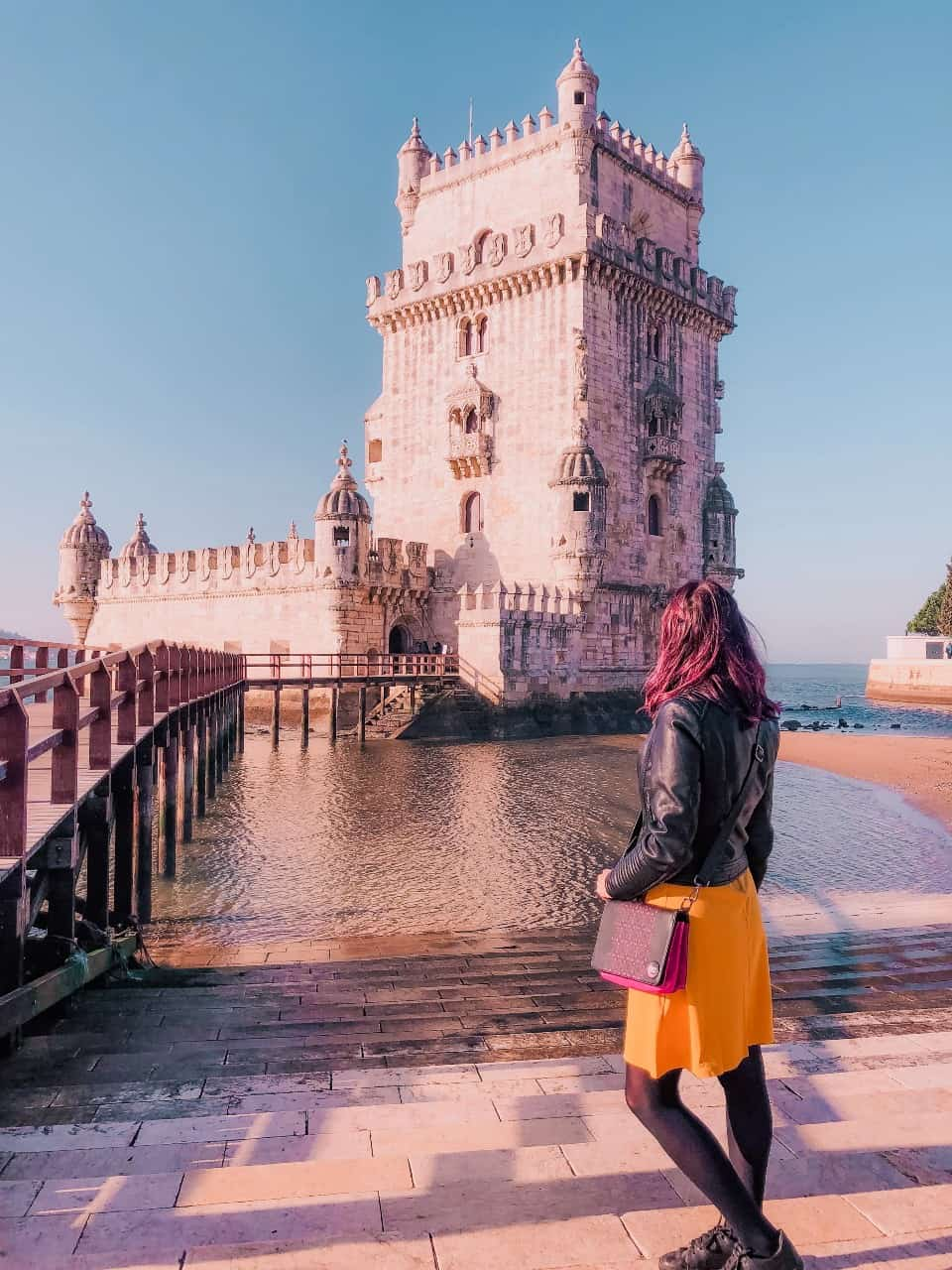 2 days in Lisbon _ Belem Tower
