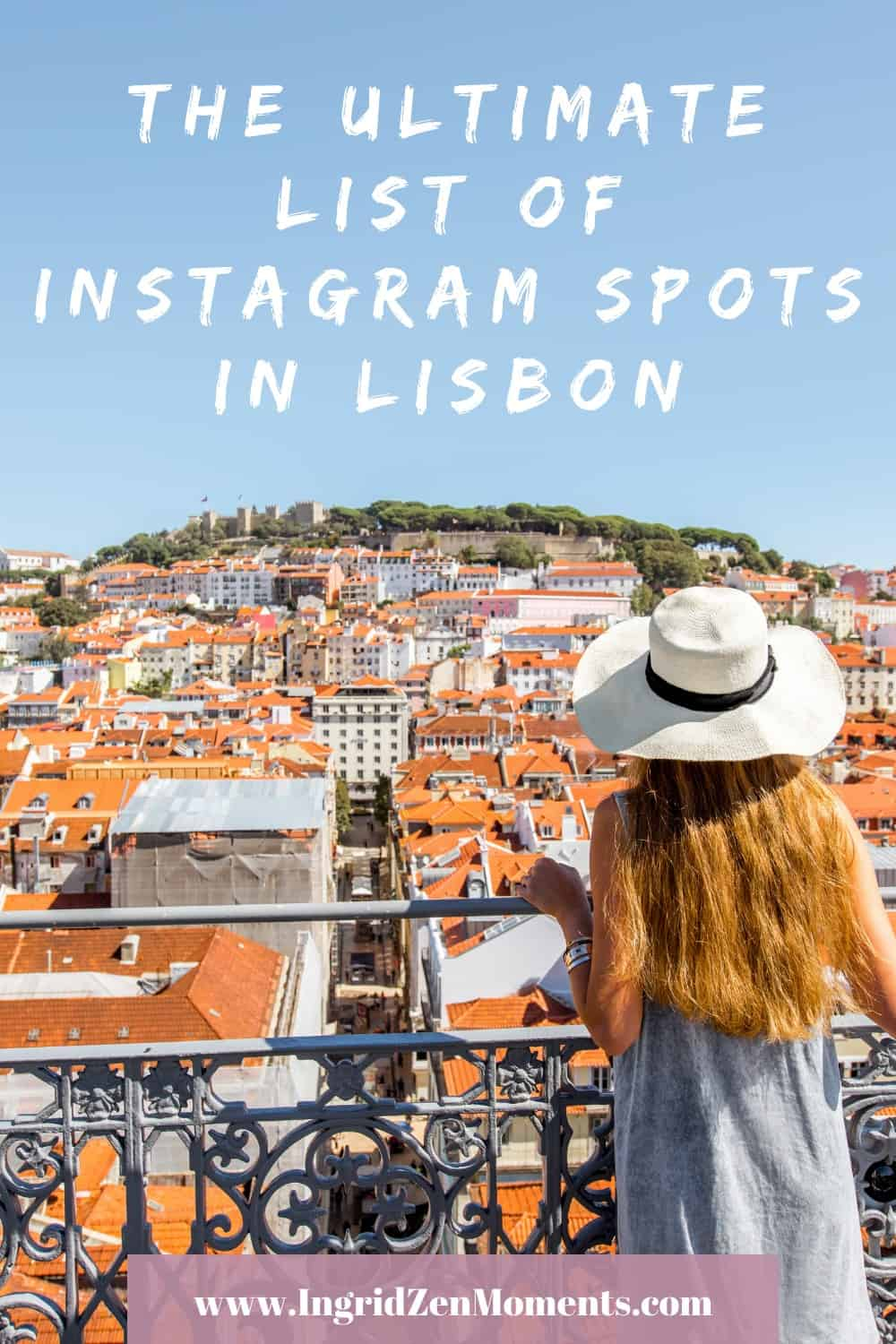 Instagram spots in Lisbon
