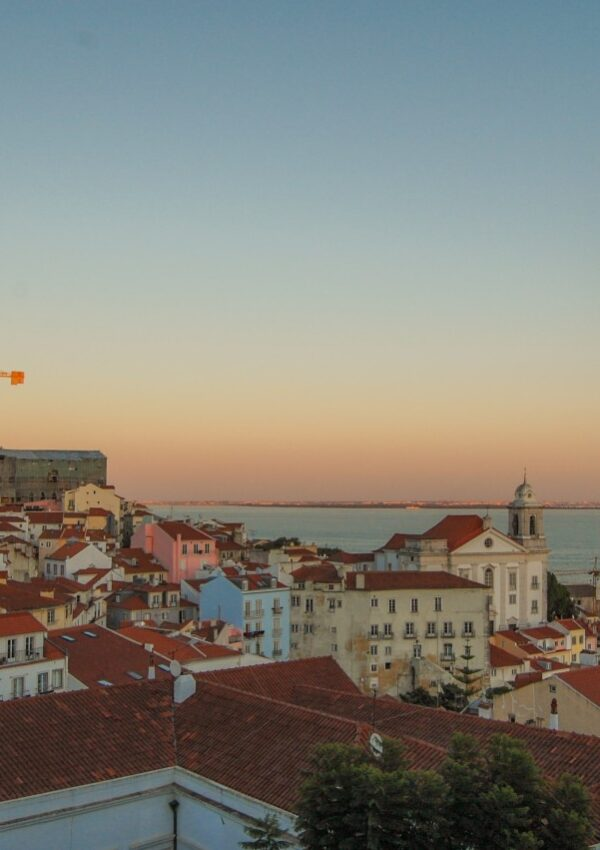 The ultimate list of Lisbon Instagram spots