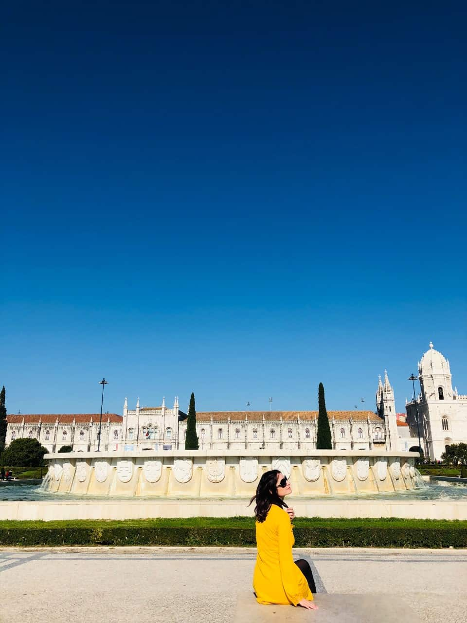 jERONIMOS MONASTERY Lisbon Photo spot