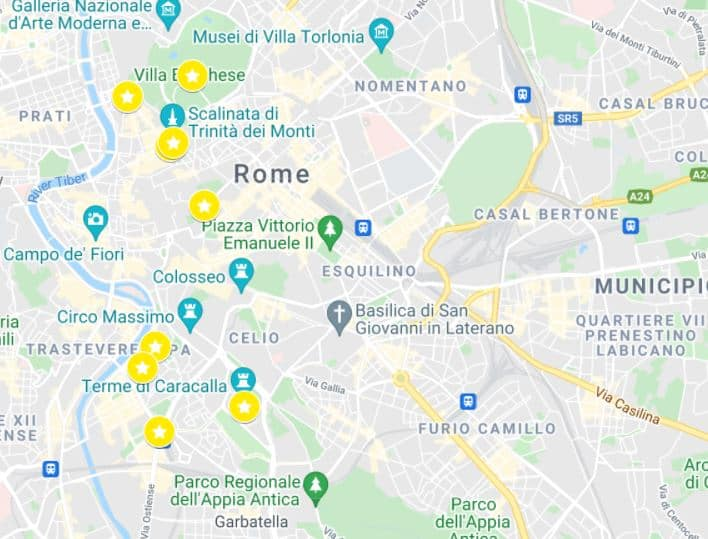 2 days in Rome_Day2