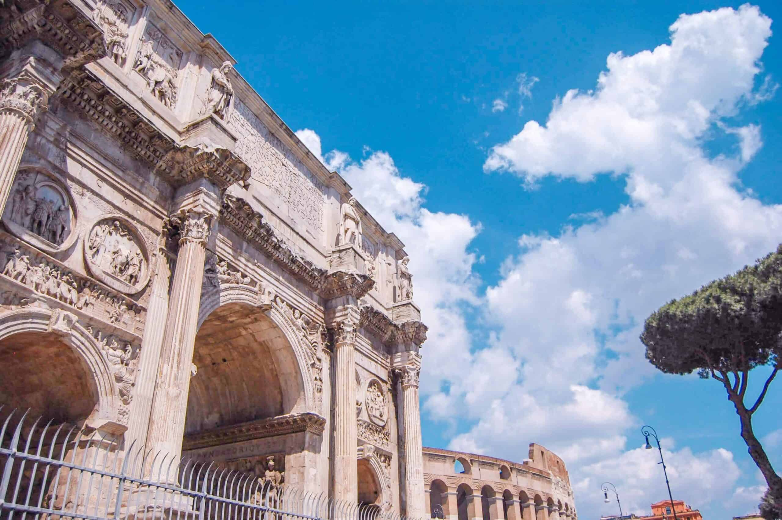 2 days in Rome itinerary