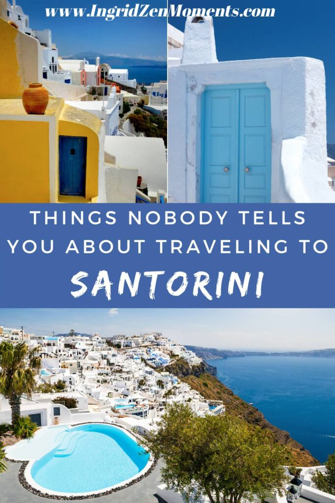 Things nobody tells you about Santorini (2)