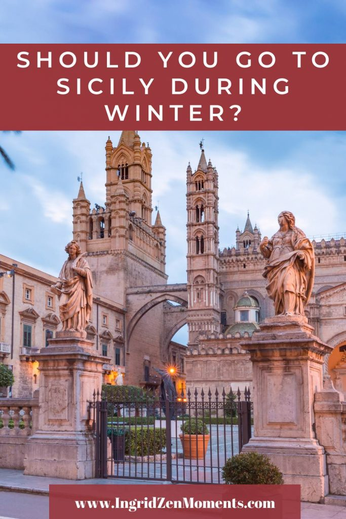 Should you go to Sicily during winter?